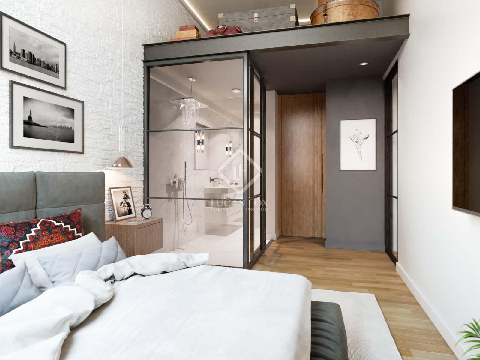 Dormitorio : Algunas de las imágenes digitales utilizadas son aproximativas