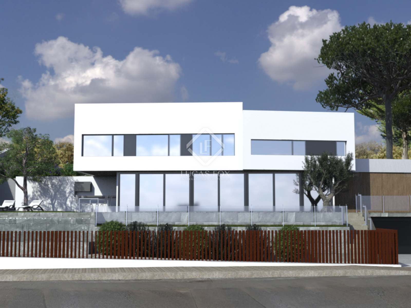 Facade : Image of the property
