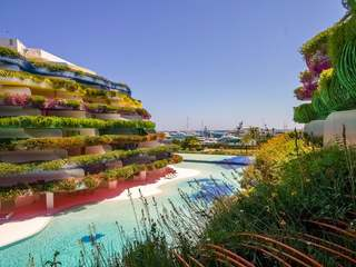 Great apartment for sale in famous building, Las Boas, Ibiza