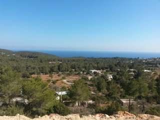 Modern villa for sale close to Es Cubells, Ibiza