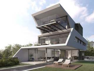 Designer house for sale, Sant Cugat, near Barcelona