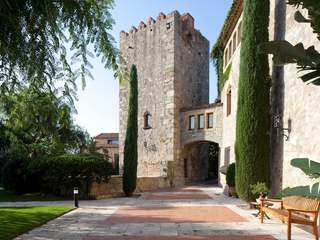Castle to buy on Maresme Coast, Cabrils, near Barcelona