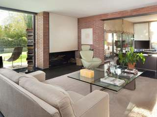 Designer modern house for sale in Sant Cugat, Barcelona