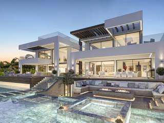 Luxury Villa for sale in La Cerquilla, Nueva Andalucia, Marbella
