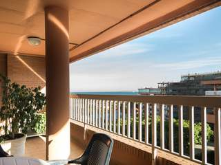 Duplex penthouse for sale on Patacona Beach, Valencia