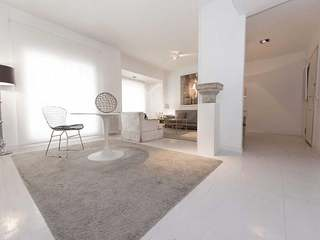 Elegant 3-bedroom apartment for sale on Calle Goya, Madrid