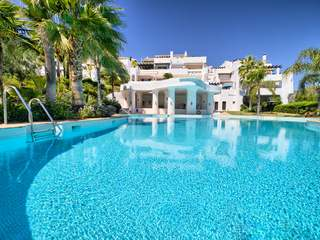 Exclusive La Quinta Golf property to buy in Marbella