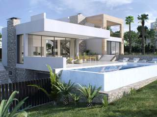 4-bedroom luxury villa for sale in Nueva Andalucia