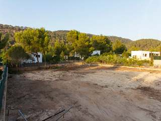 Building plot for sale in Cala Vadella, San José, Ibiza