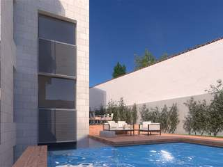 Plot of land for sale in Chamartín, Madrid City