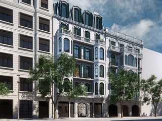 Apartamento en venta en el distrito del Eixample de Barcelona