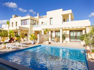 Luxury modern villa for sale in Sa Carroca, Ibiza