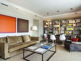 Apartamento moderno con una terraza en venta en Aravaca, Madrid