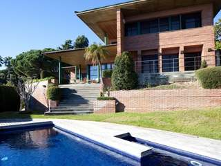 House for sale with stunning views, Cabrera de mar, Maresme