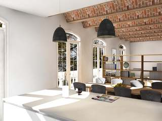 6-bedroom apartment for sale in Valencia's Eixample district