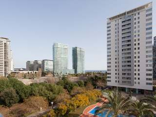 Apartment for sale in Diagonal Mar, Barcelona city beach