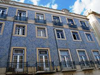 4 bedroom apartment for sale in historic Lisbon, Portugal