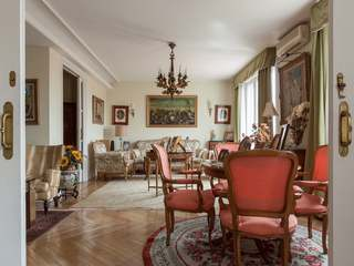 Stately 5-bedroom property for sale in Chamberi, Madrid
