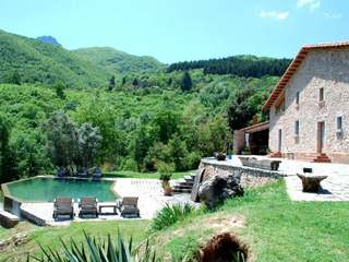 Montseny National Park equestrian property for purchase