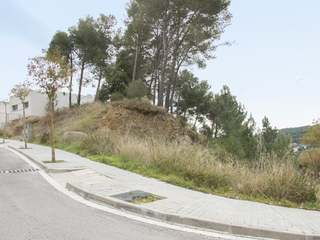 Six building plots for sale in Cabrils on the Maresme Coast