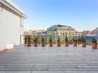 Wonderful apartment with terraces to rent on Paseo de Gracia