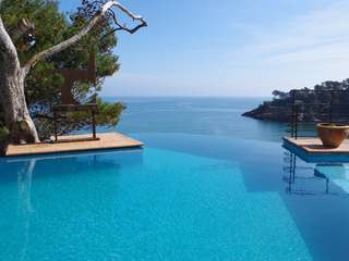 Costa Brava first line property for sale in Sa Riera