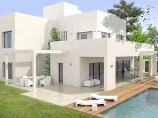 Beachside villa project for sale in San Pedro, Marbella