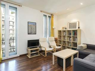 2-bedroom Eixample apartment for sale on Calle Aribau