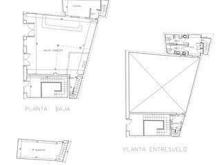 Apartment building to renovate in Palma, Mallorca