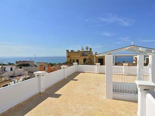 Duplex penthouse for sale in Palma Old Town, Mallorca