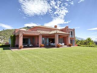 Villa con vistas en venta en el Marbella Club Golf Resort