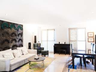 Duplex designer penthouse for rent in Eixample, Valencia