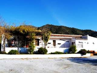 Equestrian property in Competa, near Málaga