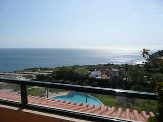 Fabulous Penthouse Apartment in Front Line Cascais Condominium