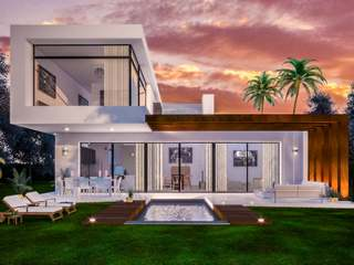 New villa with 3-bedrooms for sale in Estepona, Marbella