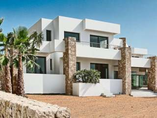 New build villa for sale in Ibiza's most desirable area