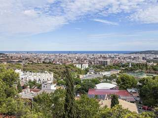 Plot to build a luxury home in Tres Torres, Barcelona