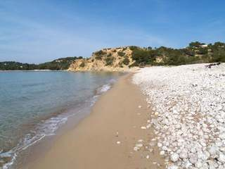 Front line property for sale in Cala Jondal, Ibiza