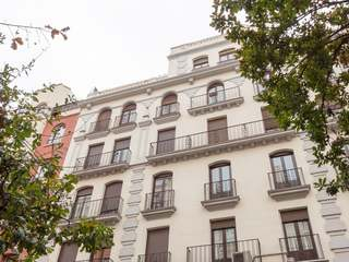 Penthouse for sale in the heart of Salamanca area in Madrid