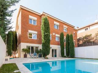 Luxury house for sale in Barcelona's Zona Alta