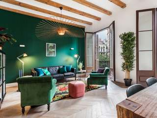 Stylish 2-bedroom apartment in Eixample for sale