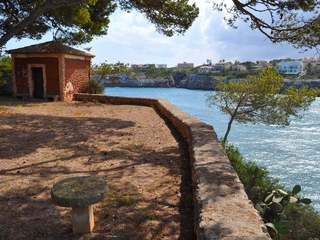 First line property for sale in Porto Cristo, East Mallorca
