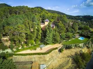 Historic estate built in 1870 for sale in Arenys de Munt, Barcelona