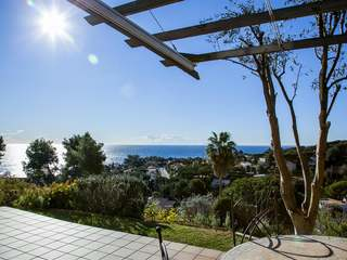 Sea view Costa Brava house to sell in Blanes, Spain