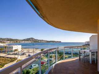 Beautiful modern apartment for sale in Talamanca, Ibiza