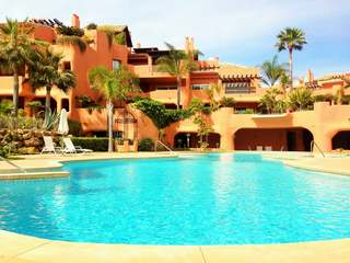 4-bedroom duplex penthouses for sale, Los Monteros, Marbella