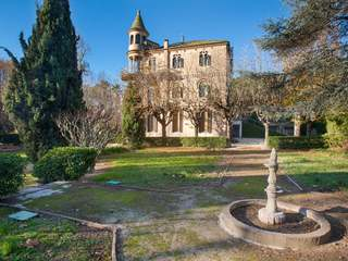 Extraordinary Modernista property for sale in Alella
