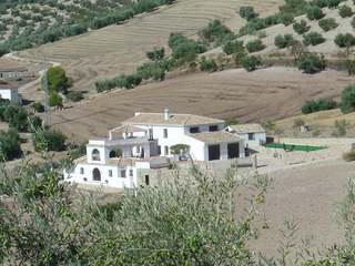 Newly built 9 bedroom country estate for sale near Granada