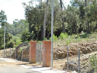Large building plot for sale in Barcelona