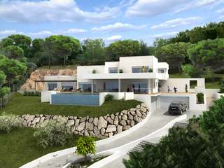 Villa de 4 dormitorios en Can Girona, disponible en 2017